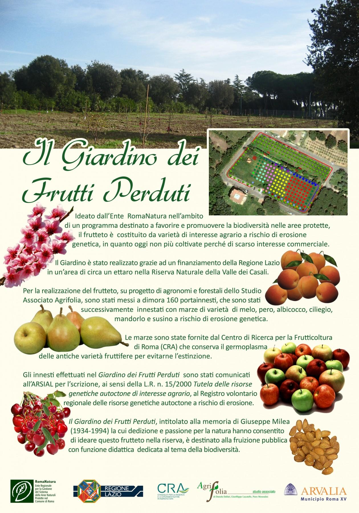 Il Giardino dei Frutti Peduti
