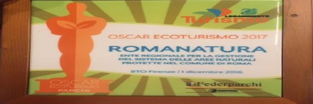 01 dicembre Oscar dell'Ecoturismo