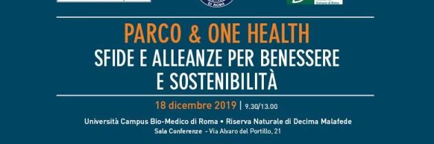 18 dicembre: Natura Salute Ambiente  Roma, Campus Bio Medico